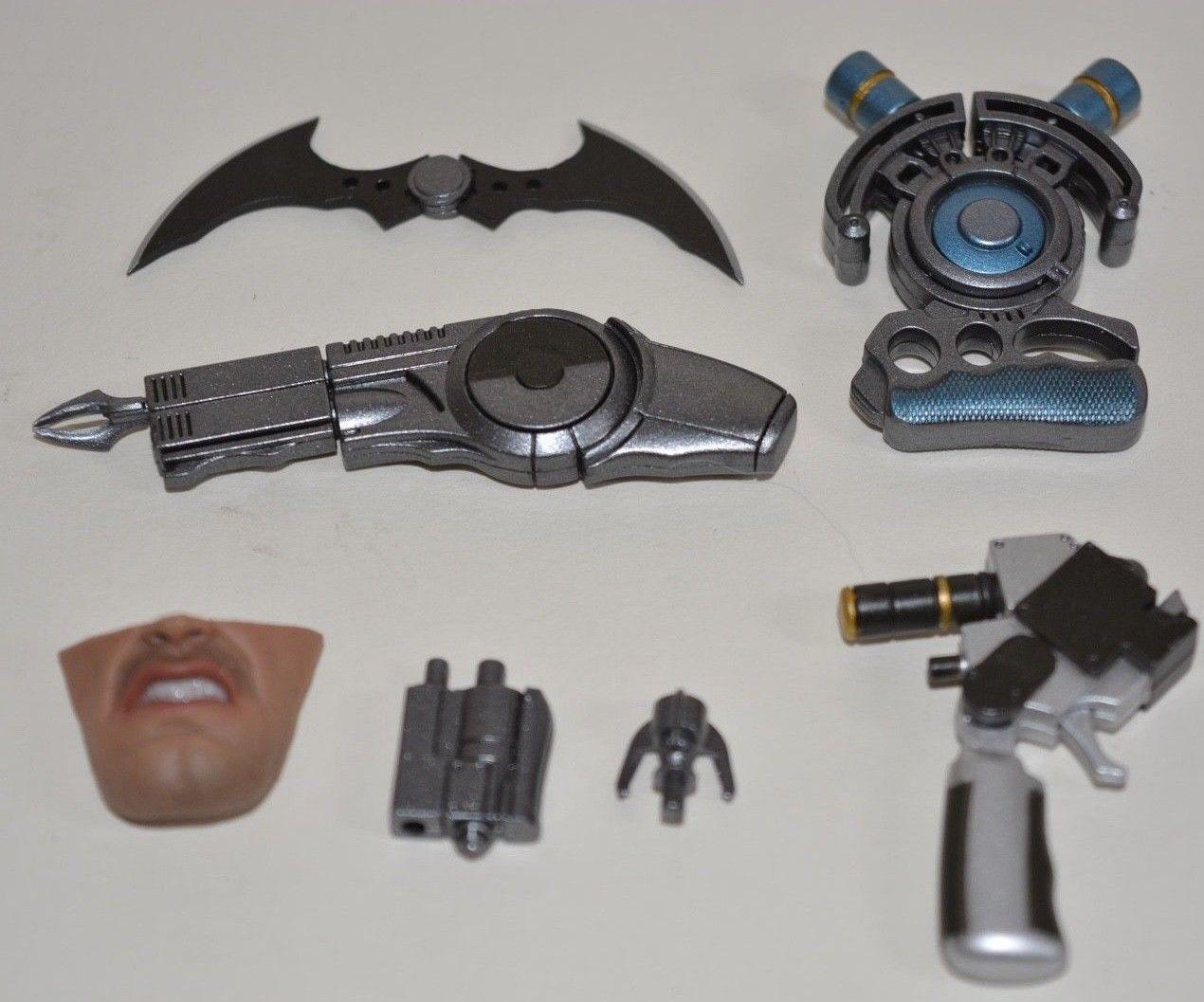 Hot Toys VGM18 Batman    Arkham City BATMAN Figure 1 6th Scale ACCESSORIES 40c875