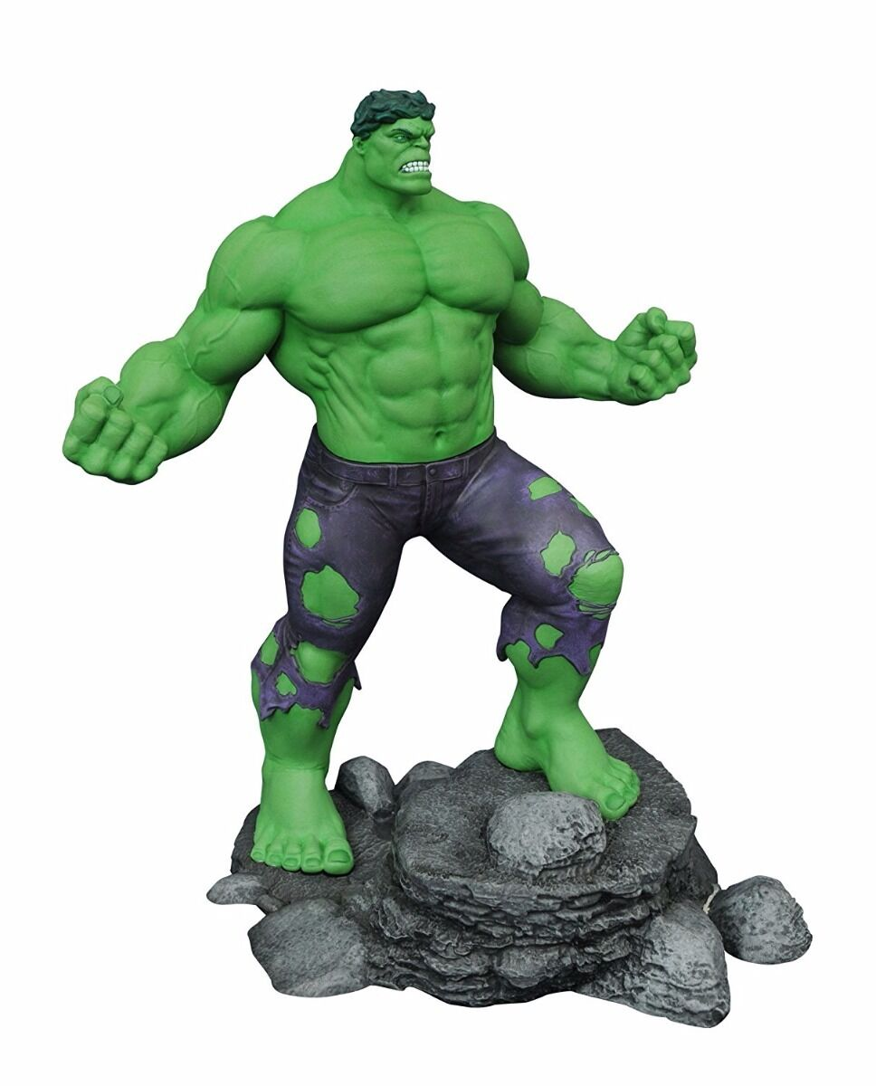 Diamond Select Toys Marvel Gallery Hulk Pvc Figure