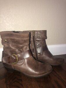Pikolinos Womens Brujas Mid-Calf Boot