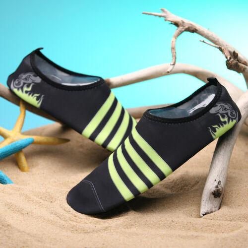 New Men Women/'s Water Shoes Beach Barefoot Socks Yoga Swim Unisex Adult Big Size