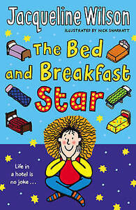 The-bed-and-breakfast-star-Wilson-Jacqueline-Very-Good-Book