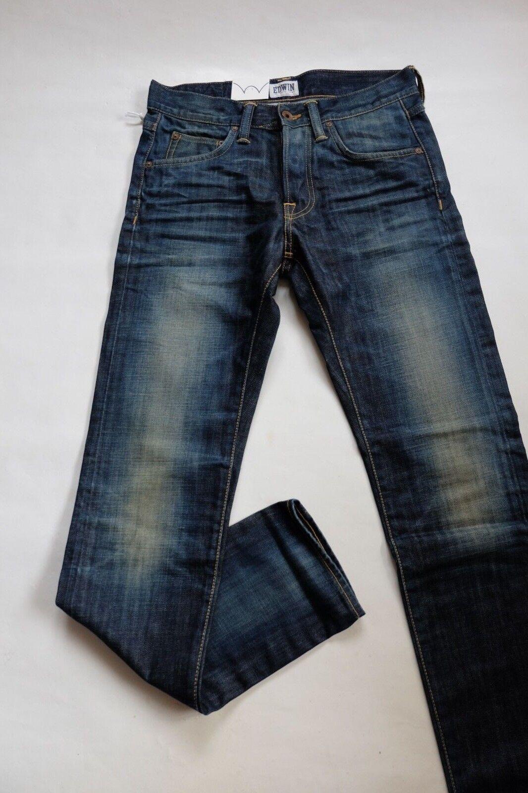 JEANS EDWIN ED 55 RELAXED (dark Blau -blau rodeo ) W30 L34 (i010538 455)     | Verschiedene Stile  | Spezielle Funktion  | Perfekte Verarbeitung