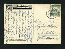 DT. Reich Spendenkarte mit schönem Motiv 1941  (NX-167)