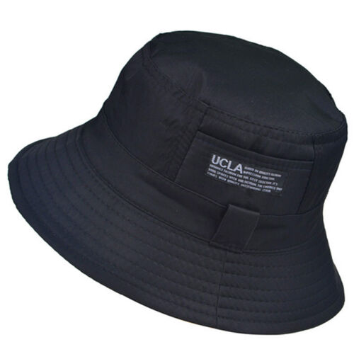 Fashion Women Girls Beach Sun Summer Holiday Bucket Hat Cotton Casual UCLA 5 col
