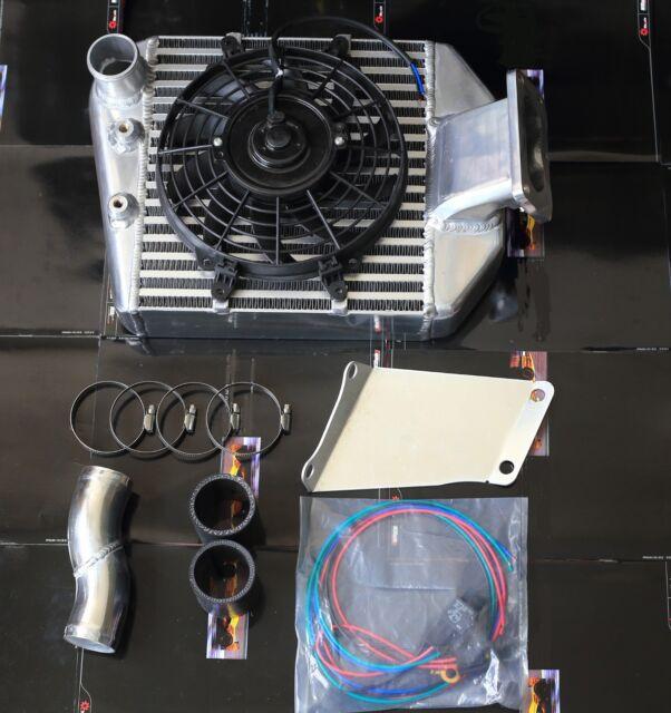 Top mount intercooler kit for Toyota landcruiser 80 Turbo 1HDT HDJ80 4.2L Diesel