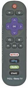 TCL-RC280-HULU-p-n-RC280-HULU-TV-Remote-Control-REFURBISHED