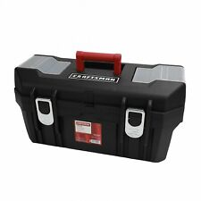 Brand New Craftsman 23 Plastic Tool Box With Tray 9 75022