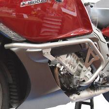 PARAMOTORE protezione del motore STAFFA PARAURTI BMW K 1600 GT/GTL-Argento