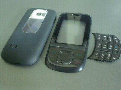 Rational New Nokia 3600s Cover Keypad Fascia Black A Great Variety Of Models Cell Phone Accessories