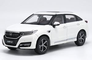 1 18 Dongfeng Honda fabricante original, honda Ur-v Modelo de Coche Aleación oro biancao,