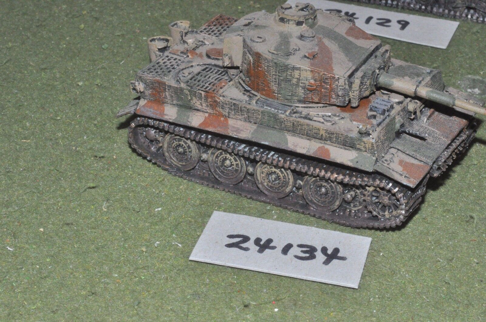 28mm WW2   german - 1 tiger - tank (24134)