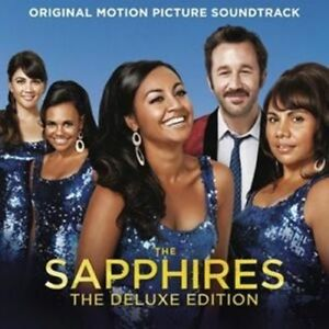 THE-SAPPHIRES-Deluxe-Edition-Gold-Series-CD-NEW-Soundtrack-Jessica-Mauboy