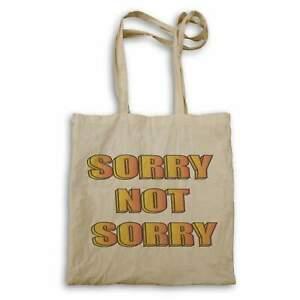 Sorry Not Sorry Tote bag hh553r