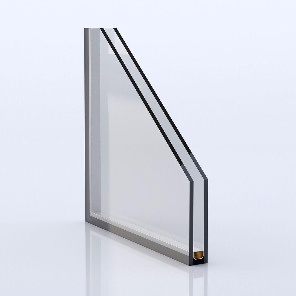 Isoleret glaspakke 2 lags - kvalitet og god pris!