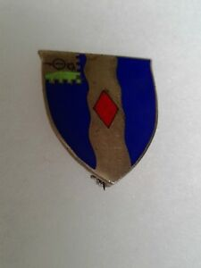 Authentic-US-Army-61st-Infantry-Regiment-Unit-DI-DUI-Insignia-Crest-7M