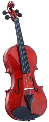 Handgefertigte Violine im Komplettset mit allem was der Violinen-Spieler braucht
