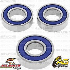 All Balls Rear Wheel Bearings Bearing Kit For Kawasaki KX 250 1982 Motorocross