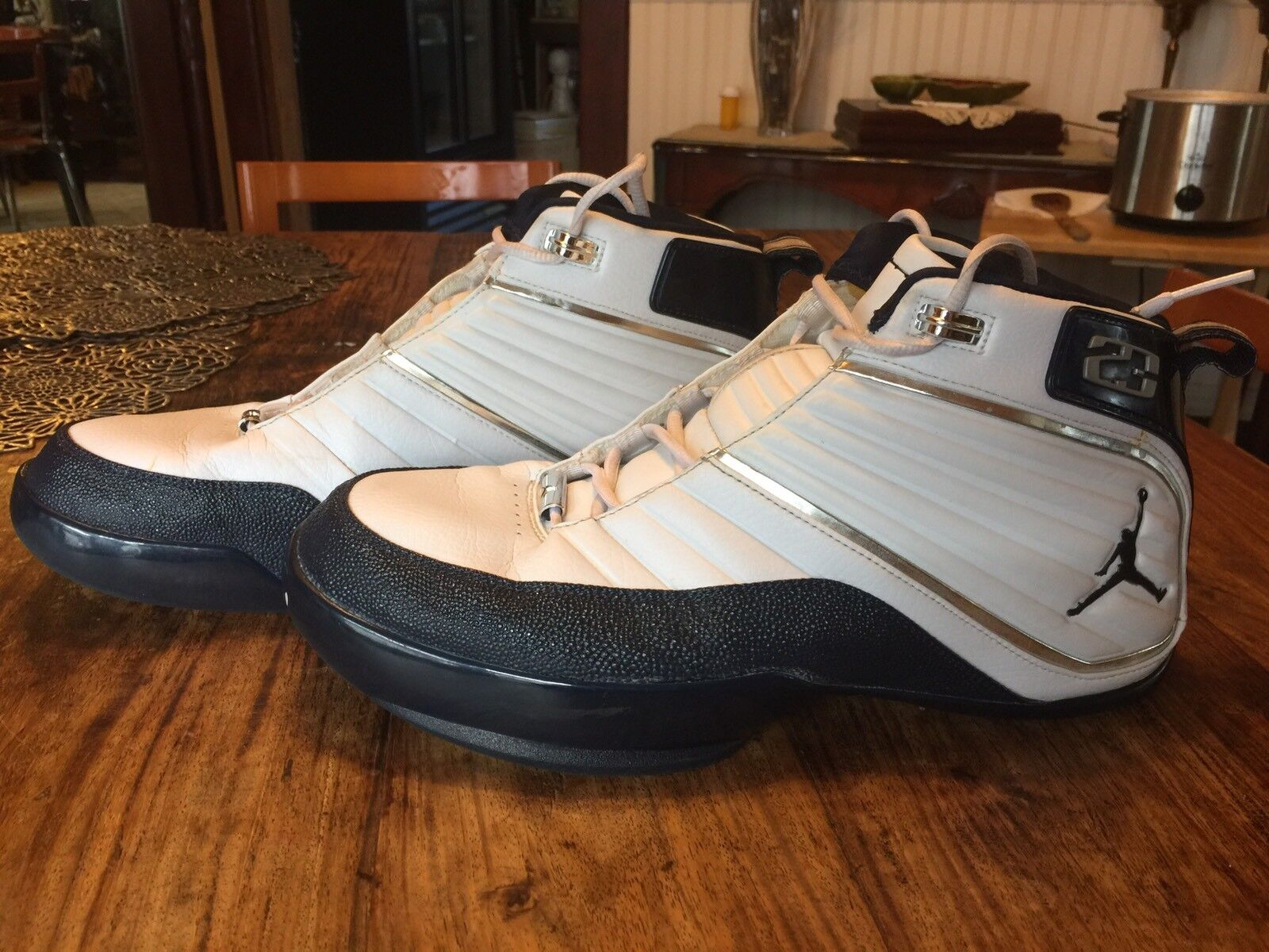 Nike Air Jordan Jumpman ProStatus - 2004