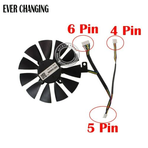 Cooler fan for ASUS STRIX GTX 1080//980Ti//1060//1070 cooling pld09210s12hh