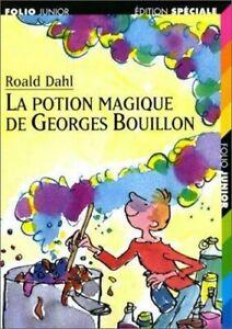 Potion-Magique-De-Georges-Bouillon-Libro-en-Rustica-Roald-Dahl