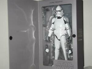 Sideshow-Medicom-Toy-Star-Wars-RAH-12-039-Clone-Trooper-Action-Figure-New-in-Box