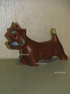 + # A002032_14 Goebel Archive Motif Cortendorf Chien Dog Terrier Marche, Marron 2962-afficher Le Titre D'origine Prix RéDuctions