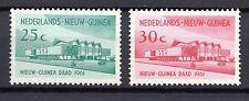 Dutch New Guinea - 1961 New-Guinea council Mi. 67-68 MNH