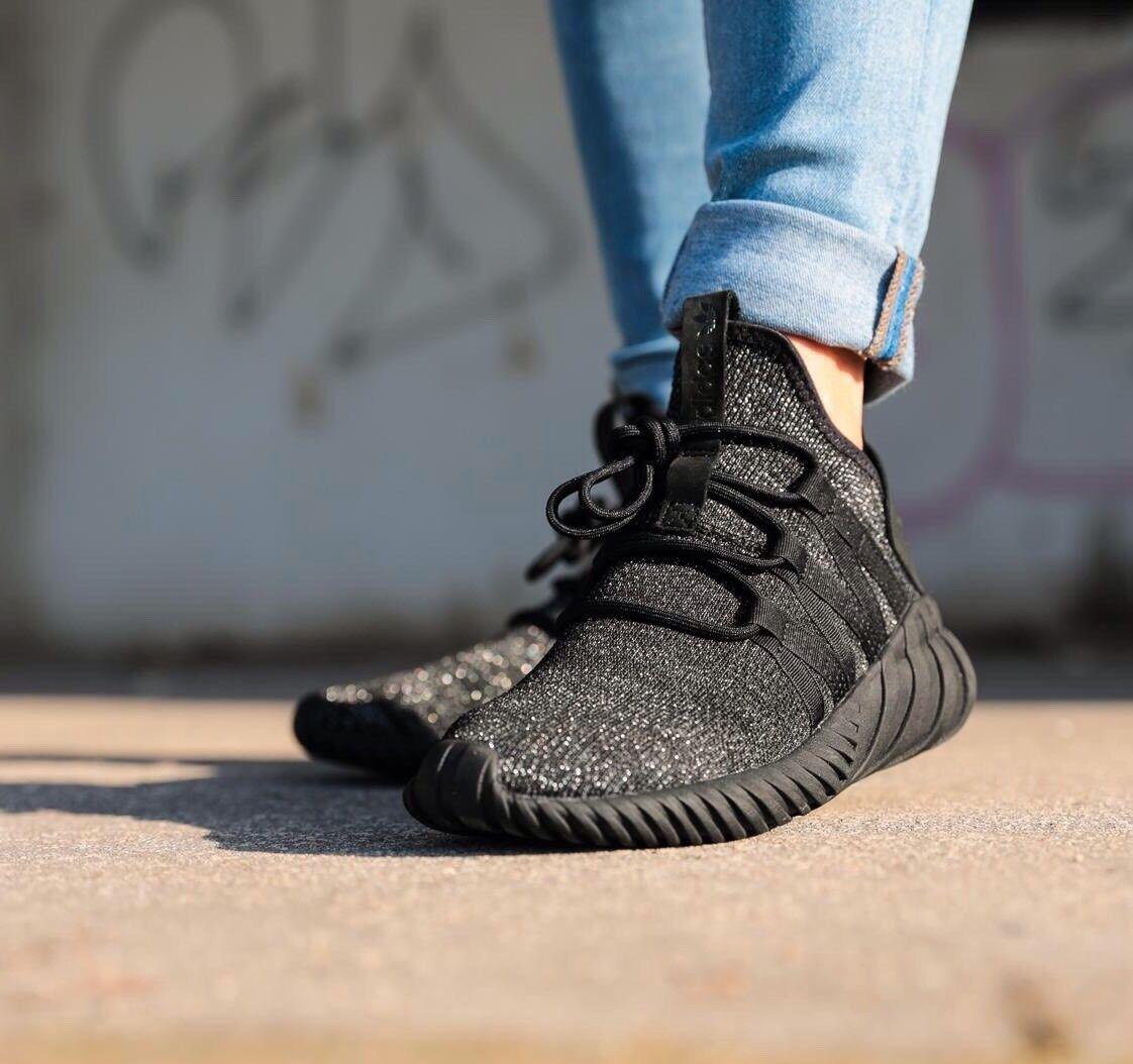 """Adidas Tubular Dawn BZ0629 ΓυναικΡία τρέχοντας παπούτσια κατάρτισης μαύρο ΞΌΞ΅Ο""""Ξ±Ξ»Ξ»ΞΉΞΊΟŒ δΡμένη"""