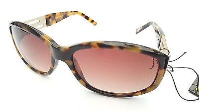 100% Vero Becky Ted Baker Occhiali Da Sole 1212 C.133 Leopard Cat 3 Nuova 100% Autentico-mostra Il Titolo Originale