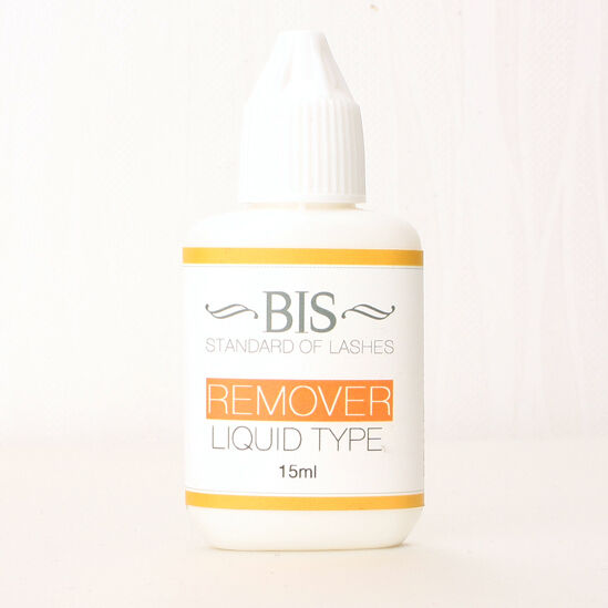 66ace05007b BISLASH Liquid Remover 15ml for Eyelash Extension Glue Bis Lash for ...