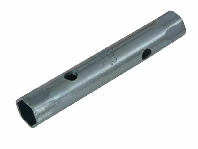 Melco - Llave inglesa de caja métrica TM9 12 x 13 mm x 100 mm (4 pulg.)