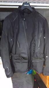 Veste-BLH-PATROL-anti-pluie-avec-protections-Taille-XL
