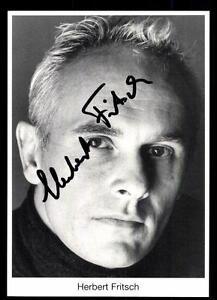 Humor Herbert Fritsch Autogrammkarte Original Signiert # Bc 49153 Tv Autogramme & Autographen