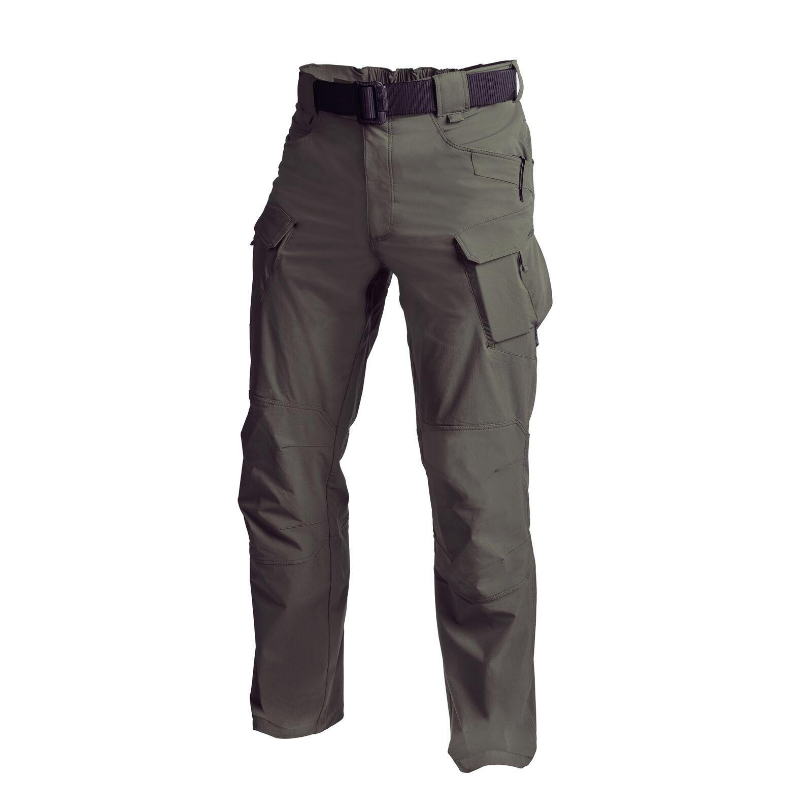 HELICON -Tex OTP Trousers (Yttre Taktiska Byxor) -VersaStretch -TAIGA grön