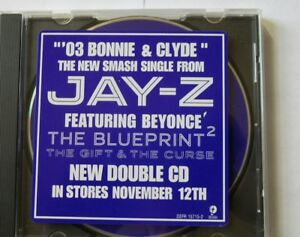 Jay z featuring beyonc the blueprint 2 03 bonnie and clyde cd image is loading jay z featuring beyonce the blueprint 2 034 malvernweather Choice Image
