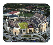 Item#1870 TCU Horned Frogs Football Amon G. Carter Stadium Fly Over Mouse Pad