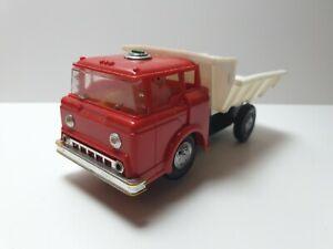 Vintage-Marx-Truck-Lorry-Plastic-B1