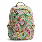 Vera Bradley Factory Exclusive Laptop Backpack