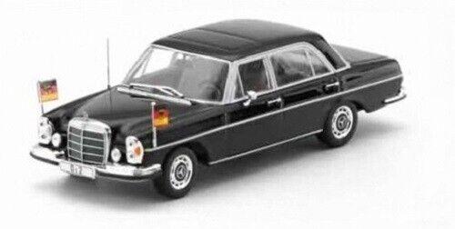 Minichamps 1 43 1970 Mercedes-Benz 300 Sel 6.3 Limusina-Brandt,  MIN436039100