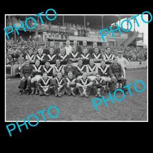 OLD-FOOTBALL-PHOTO-1942-RAAF-FC-TEAM