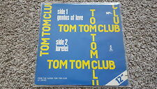 Tom Tom Club - Genius of love 12'' Disco Vinyl HOLLAND