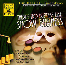 : Best of Broadway: There's No Business Like Show Business  Audio CD