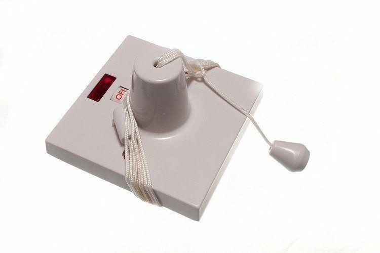 Nuevo Interruptor y Cable de Techo con Luces Neón Indicador 45 Amp (Cantidad 10)