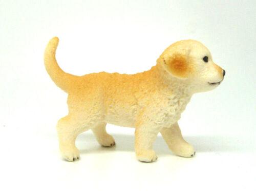 Schleich Farm 13696 Golden Retriever Puppy Dog Schleich Animals P13