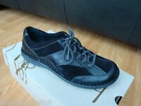 Women Born B.ø.c monica Casual Shoe Black 8