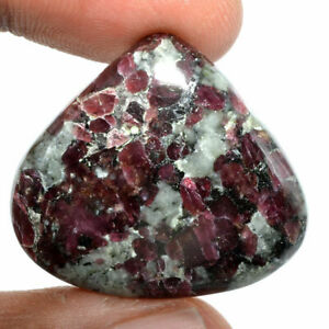 Cts-42-80-Natural-Designer-Eudialyte-Cabochon-Heart-Exclusive-Loose-Gemstone
