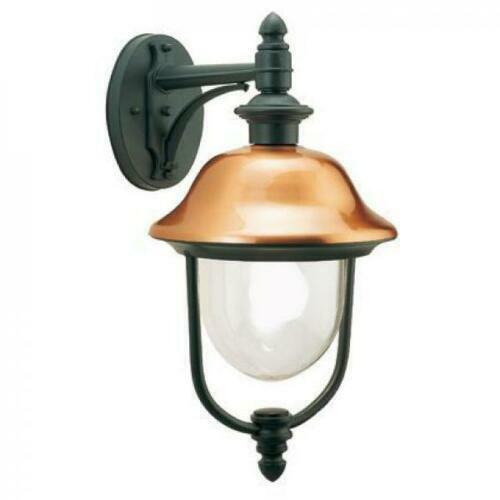 vecchie lampade da esterno+