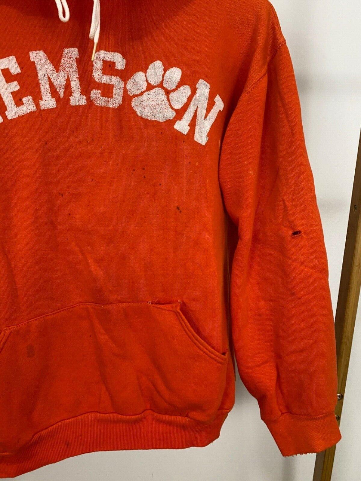 VTG 70s Russell Athletic Clemson University Tiger… - image 5