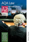 AQA Law A2 by Pam Whelan, Guy Blundell, John Wilman, Emma Bateman, Peter Smith (Paperback, 2013)