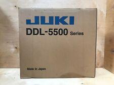 Juki Ddl 5550n Mechanical Sewing Machine White Head Only